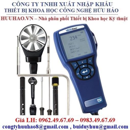 Máy đo đa chỉ tiêu khí hậu loại cầm tay TSI 9565-A-NB