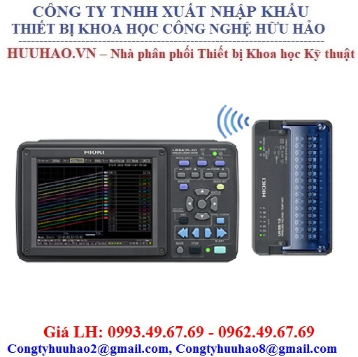 Bộ ghi dữ liệu Hioki HiLOGGER LR8410-20