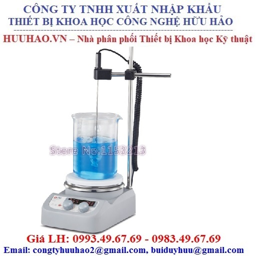 Máy khuấy từ gia nhiệt MS - H280 - Pro