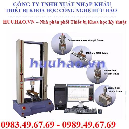 Máy kiểm tra tính cơ học của vật liệu gỗ 20KN