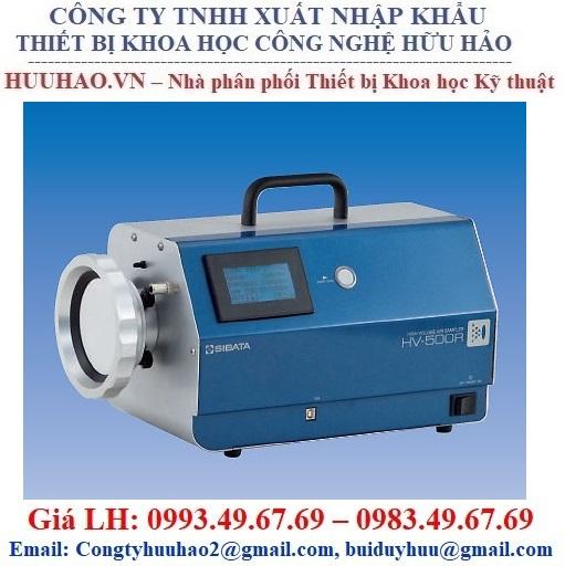 Thiết bị lấy mẫu bụi SIBATA HV-500R
