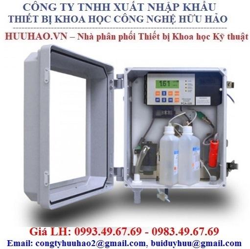 Máy phân tích clo tự do và tổng, pH, Oxy hóa khử(ORP) và nhiệt độ HANNA PCA