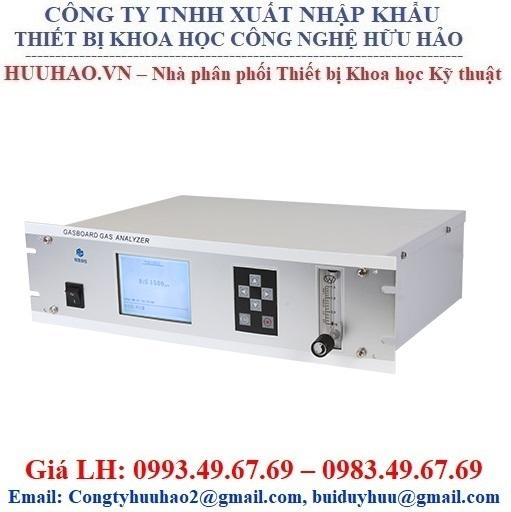 Máy phân tích khí H2S online Gasboard-3000UV