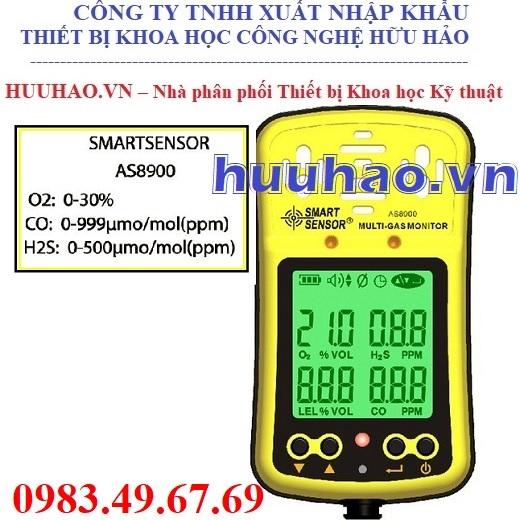 Máy phát hiện khí gas Smartsensor AS8900