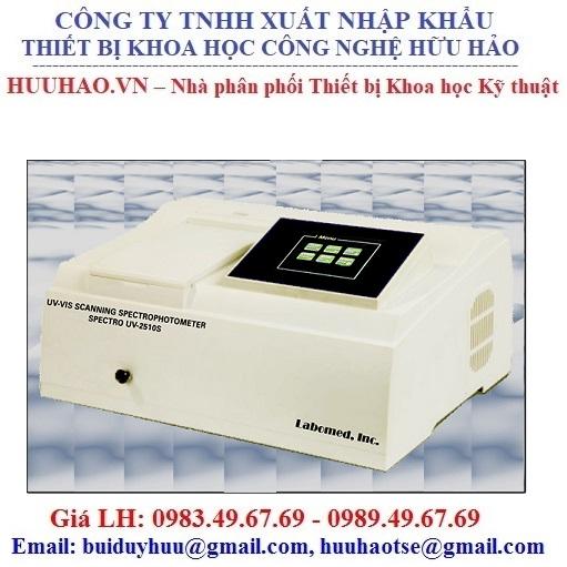 Máy quang phổ UV-VIS UV-2510S Labomed