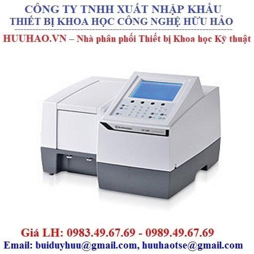 Máy quang phổ UV-VIS Shimadzu UV-1280