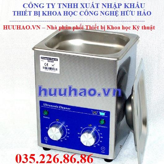 Máy rửa siêu âm gia nhiệt Derui DR-MH13