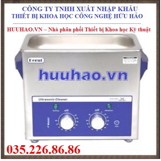Máy rửa siêu âm gia nhiệt Derui DR-MH22