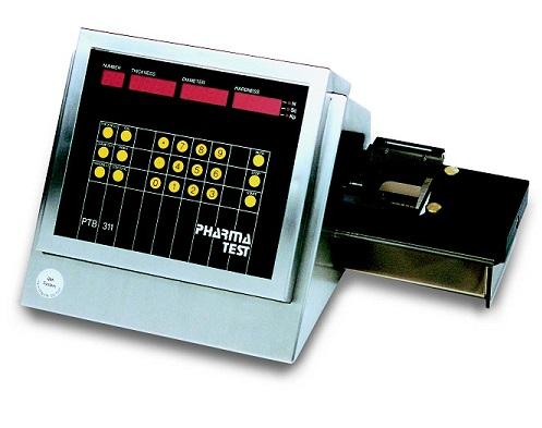 Máy thử độ cứng thuốc viên PTB 111E