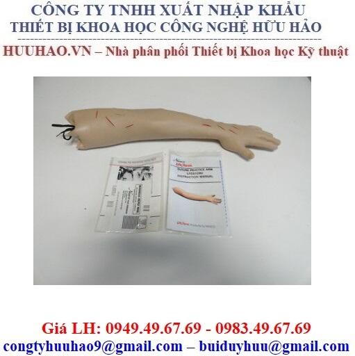 Mô hình rạch khâu vết thương Nasco LF01028U
