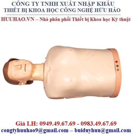 MÔ HÌNH THỰC HÀNH SƠ CẤP CỨU BÁN THÂN GD/CPR10175