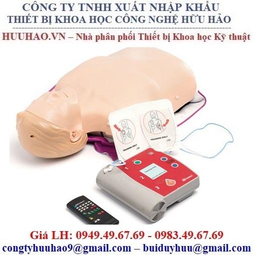 Mô hình mô phỏng hồi sức CPR Little Anne Laerdal