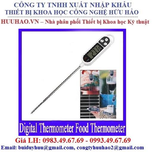 Thiết bị đo nhiệt độ thức ăn KT300