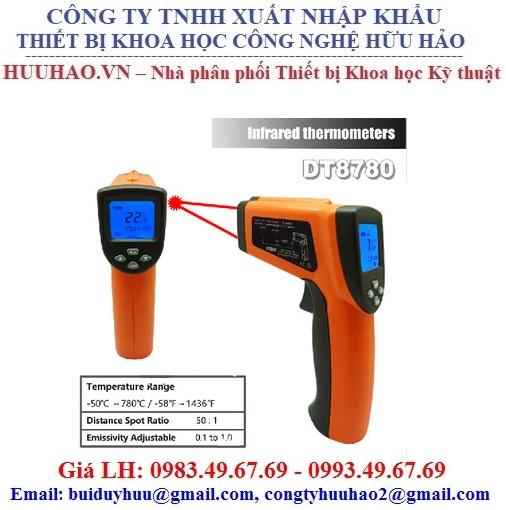 Súng đo nhiệt độ hồng ngoại DT8780