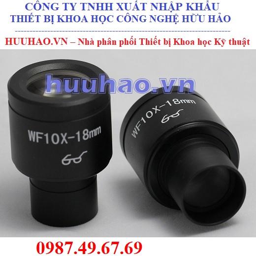 Thị kính hiển vi WF10X/18