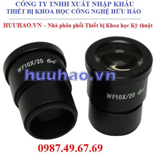 Thị kính hiển vi WF10X/20