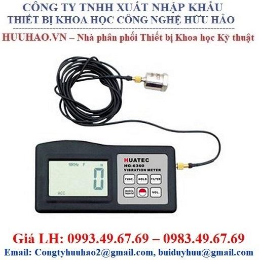 Máy đo độ rung cầm tay Huatec HG-6360