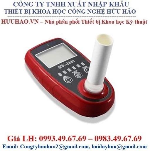 Máy đo khí CO (hơi thở) SENKO BMC-2000