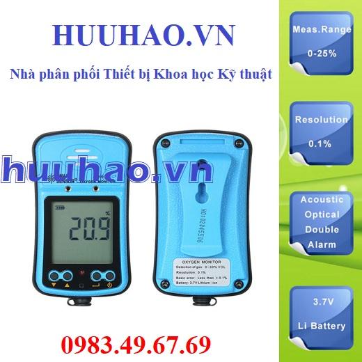 Máy đo nồng độ khí Oxy O2DETE8901