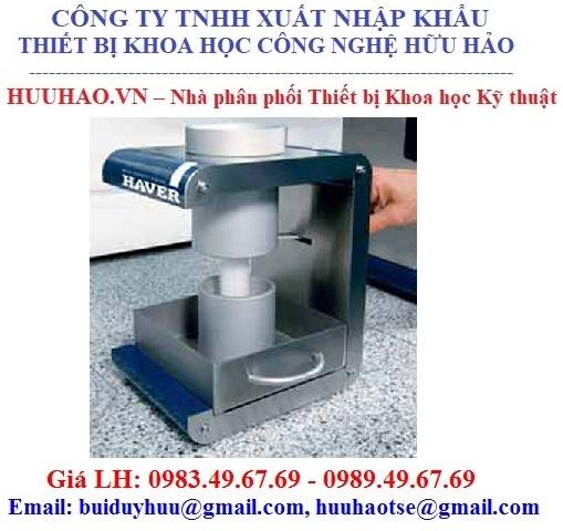 Thiết bị đo tỷ trọng bột đá (Type Bulk density tester)