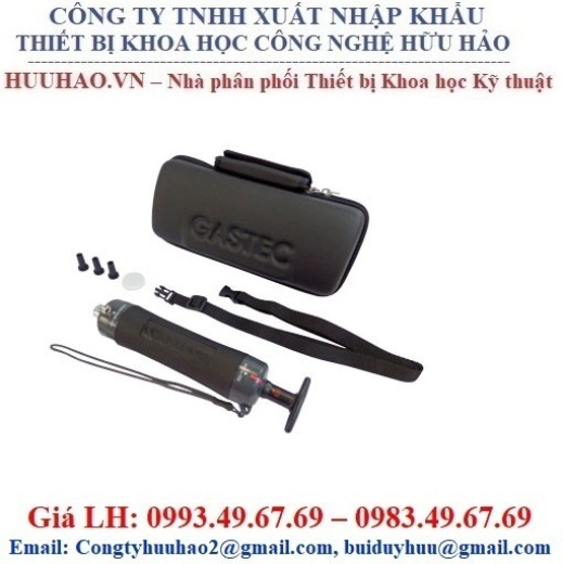 Bơm lấy mẫu khí Gastec GV-100S