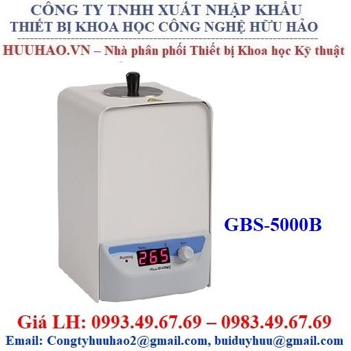 Thiết bị tiệt trùng que cấy GBS-5000A / GBS-5000B