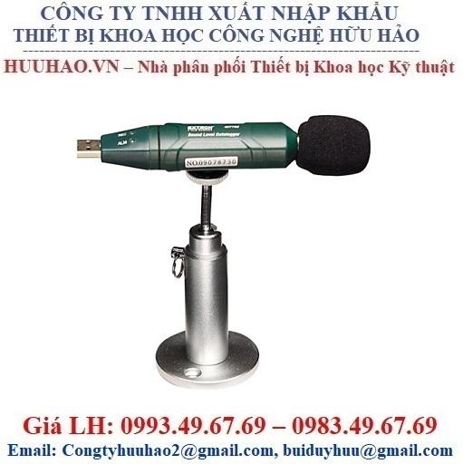 USB GHI DỰ LIỆU ÂM THANH EXTECH 407760