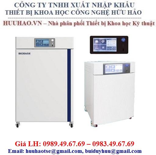 Tủ ấm CO2 (có tiệt trùng UV) BIOBASE
