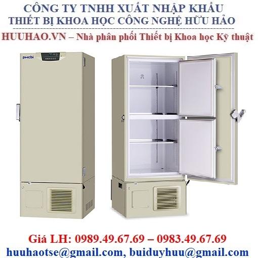 Tủ lạnh âm sâu – 86 độ PHCbi MDF-U55V