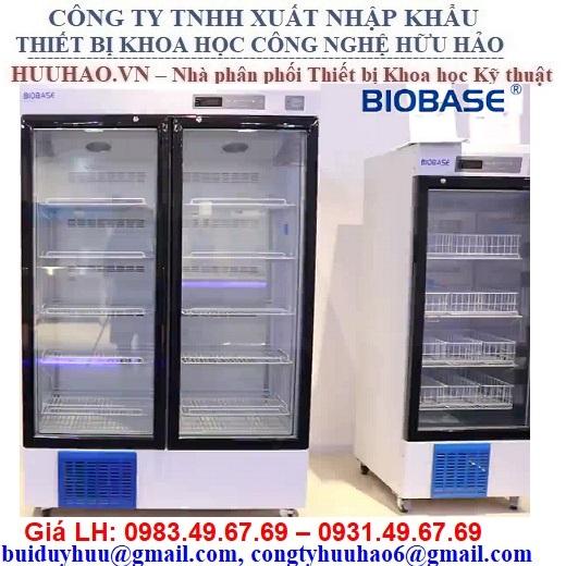 TỦ BẢO QUẢN MẪU 656 LÍT BIOBASE BPR-5V650