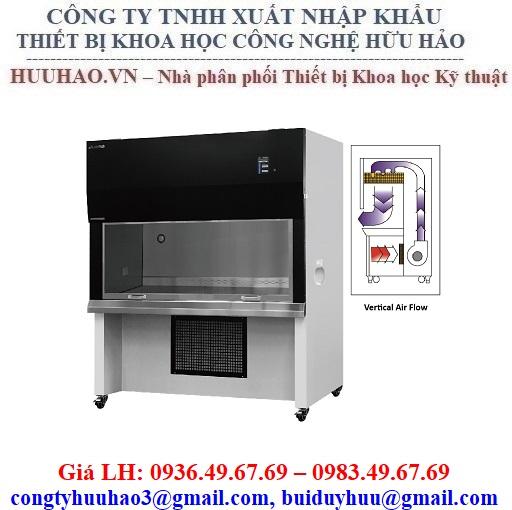 Tủ cấy vi sinh LCB-1201V Labtech 1.2m dòng khí thổi đứng