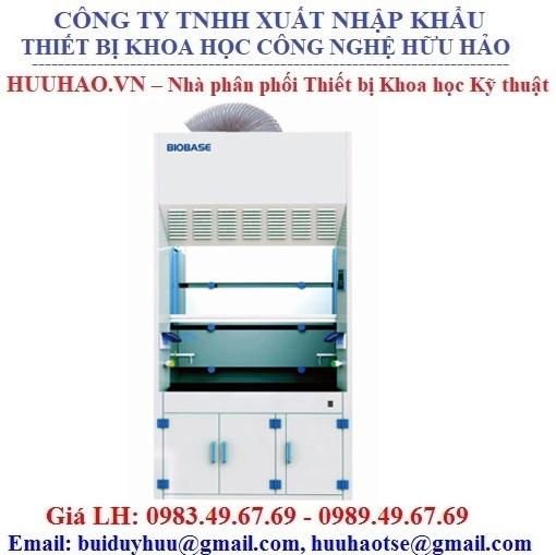 Tủ hút khí độc BIOBASE FH1500P