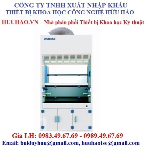 Tủ hút khí độc BIOBASE FH1000P