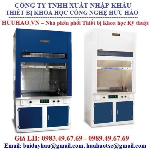 Tủ hút khí độc Labtech Hàn Quốc LFH-120SCI