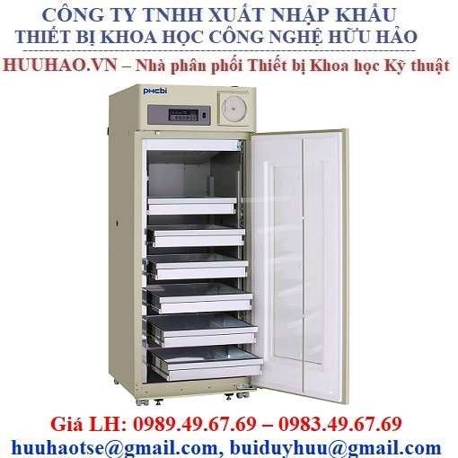 Tủ bảo quản máu MBR-705GR, PHCbi (Panasonic)