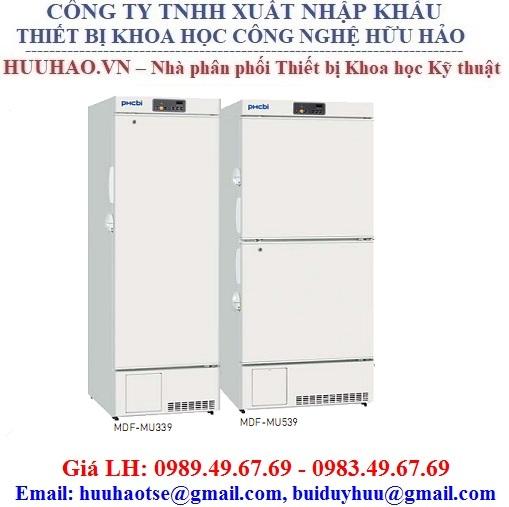 Tủ lạnh -30ºC PHCbi, SANYO, PANASONIC