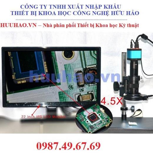 Kính hiển vi soi linh kiện điện tử kết nối màn hình HHM-216