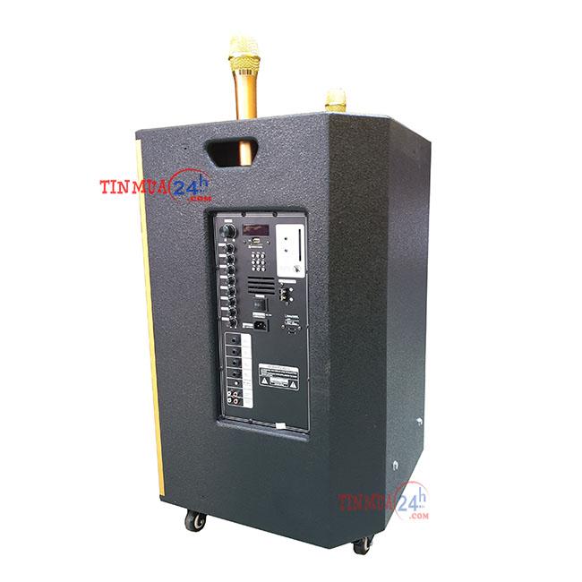 Loa kéo DK-9898FX, công suất 1000W - 281313