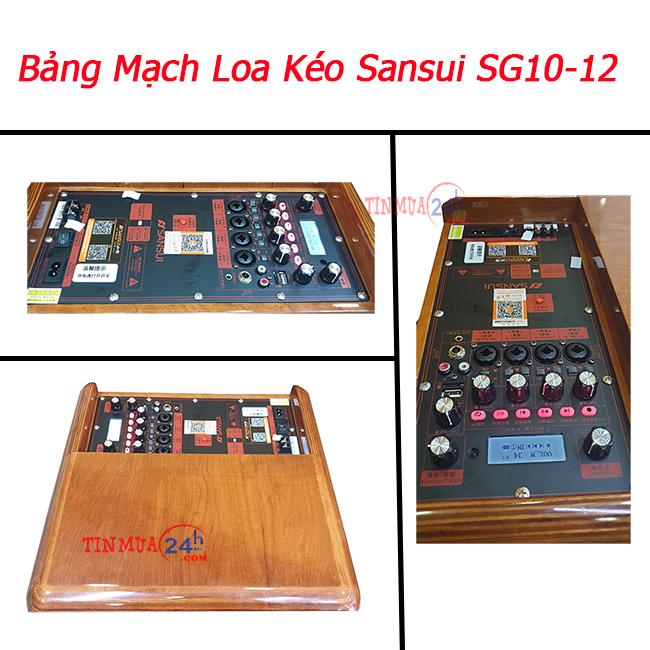 Loa keo keo Sansui SG10-12 chính hãng, giá tốt tại Tinmua24h - 1