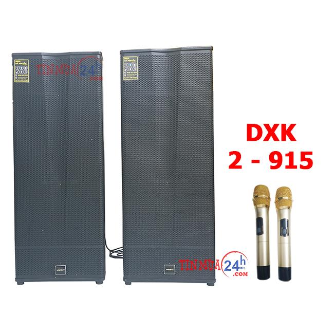 Cặp loa điện DXK 2-915, công suất khủng 1600W - 281061
