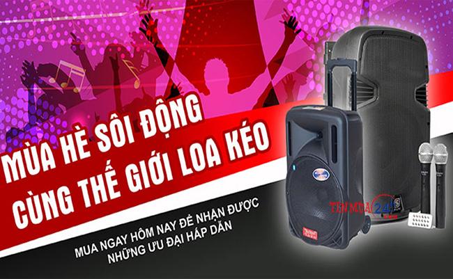 Loa Kéo HNA - thương hiệu loa kéo độc quyền Hà Nguyễn - 274745