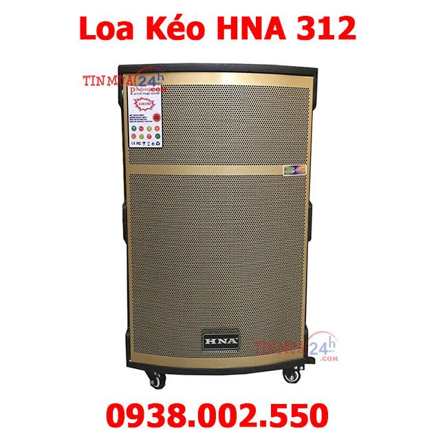 Loa keo di dong HNA-312, giá rẻ - 267549