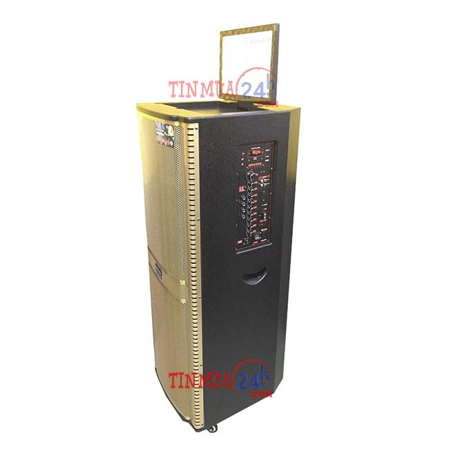 Loa kéo 2 bass có màn hình HNA TV-8215 - 269303
