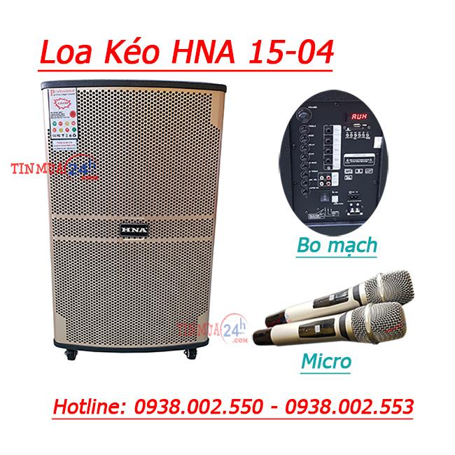 Loa Kẹo Kéo HNA 15-04 - 277028