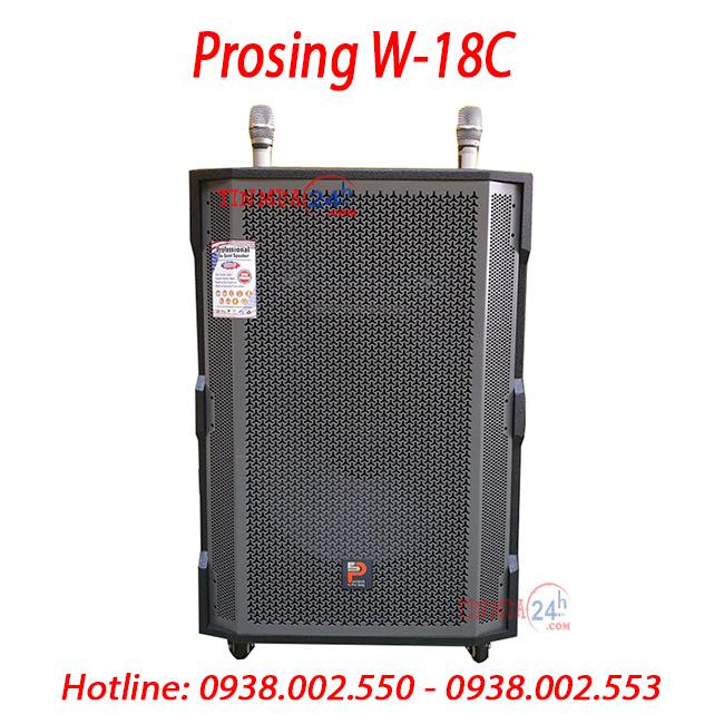 Loa Kéo Cao Cấp Prosing W-18C - 280189