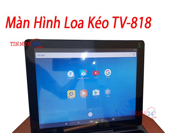 Loa Kẹo Kéo Có Màn Hình TV-818 - 278523