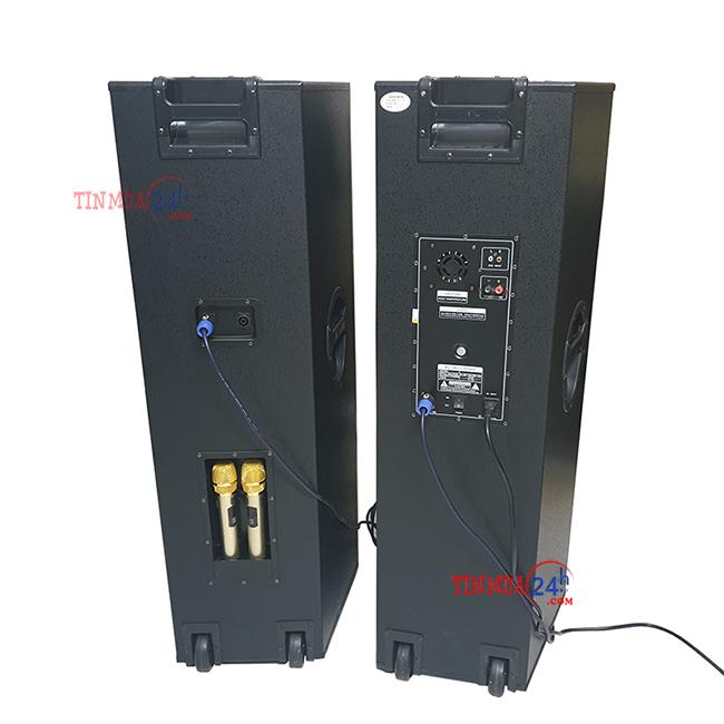 Cặp loa điện DXK 2-915, công suất khủng 1600W - 281064