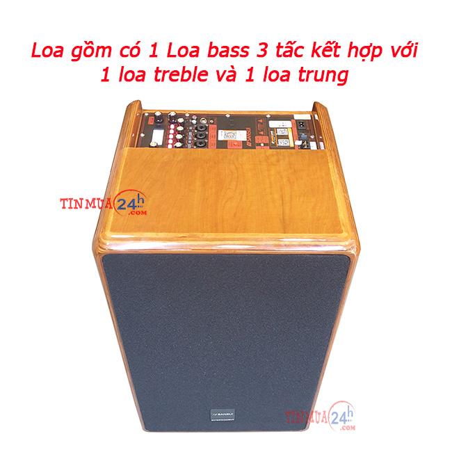 Loa keo keo Sansui SG10-12 chính hãng, giá tốt tại Tinmua24h - 3