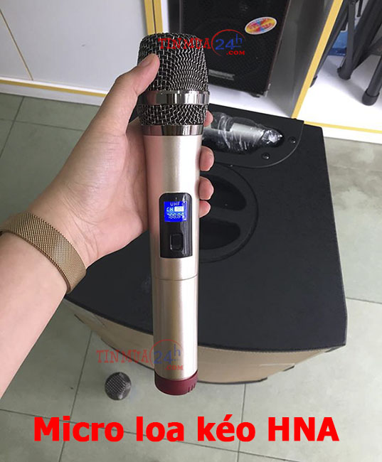 Loa keo di dong HNA-312, giá rẻ - 267554
