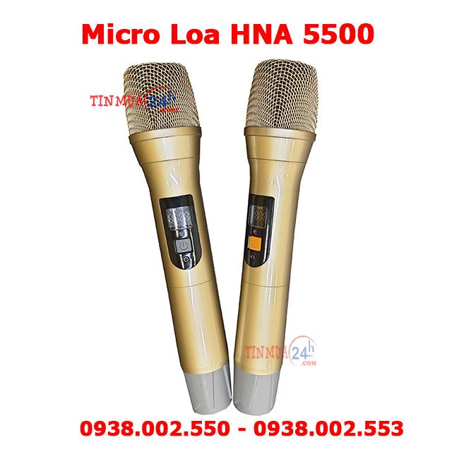 Loa kéo cao cấp HNA-5500 giá tốt - 265931